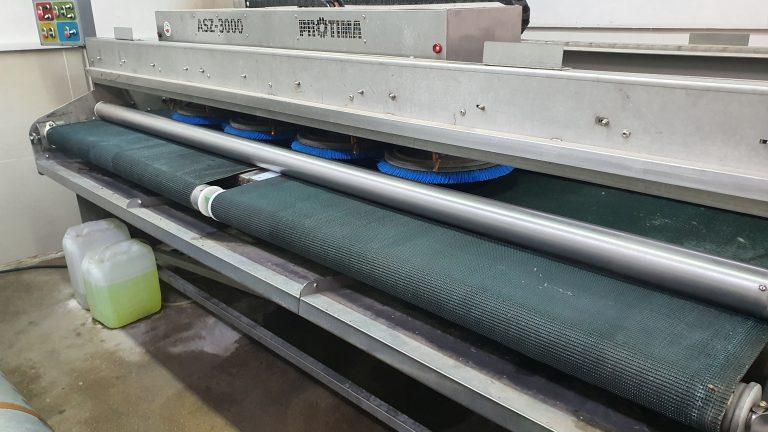 מכונה מקצועית לניקוי שטיחים