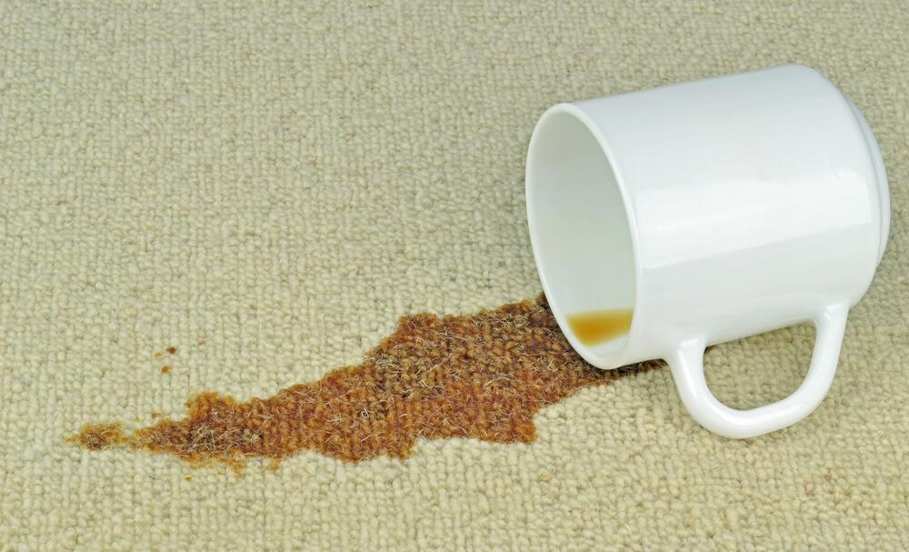 ניקוי שטיח מכתמי קפה